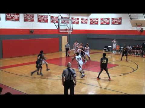 Tatnall vs. St. Andrew's Boys Basketball Game