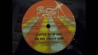 The Nick Straker Band - A little bit of jazz (HQ)