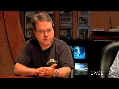 DP/30: Tron Legacy, VFX Supervisor Eric Barba, Head of Animation Steve Preeg