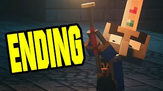 MINECRAFT DUNGEON TRUE ENDING