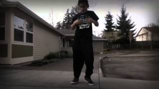 Slide Thru Ft Rayven Justice || Freestyle Dance (Michael Saibel)