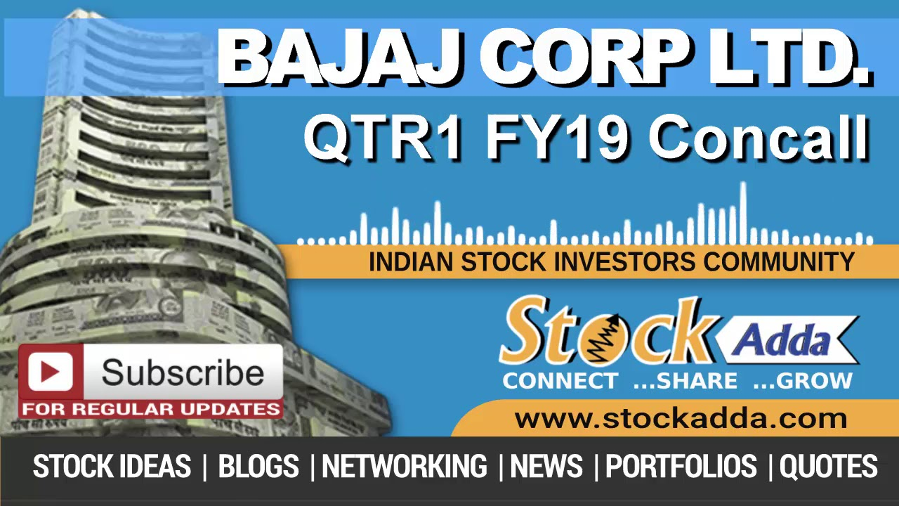 bajaj corp ltd Levered/unlevered beta of bajaj corp limited ( 533229 | ind) beta is a statistical measure that compares the volatility of a stock against the volatility of the broader market, which is typically measured by a reference market index.