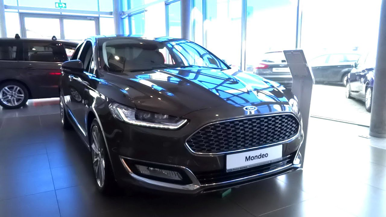 2015 2016 ford fusion mondeo vignale 2 0 ecoboost 240hp. Black Bedroom Furniture Sets. Home Design Ideas