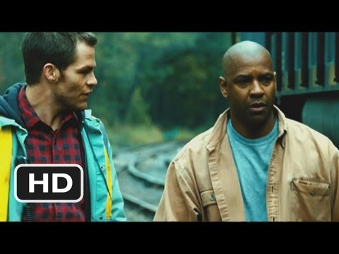 Unstoppable #2 Movie CLIP - Are You In? (2010) HD