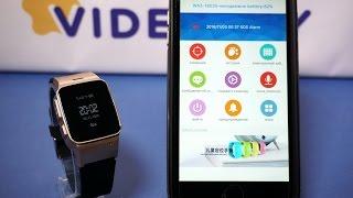 Smart GPS Watch EW100 (D99) - купить детские часы Smart Baby Watch - часы GPS детские и взрослые 0+(, 2016-11-03T09:12:47.000Z)