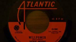"Jackie Moore ""Willpower"" original 45rpm"