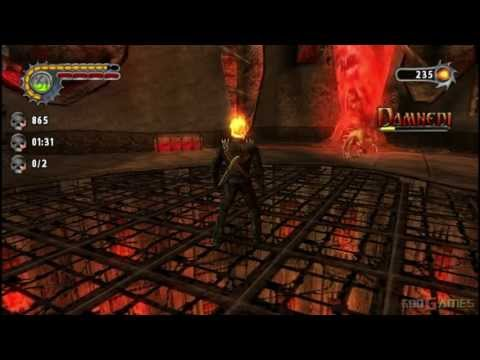 Ghost Rider - Gameplay PSP HD 720P (Playstation Portable)