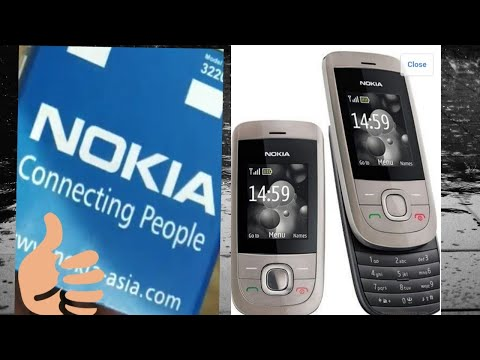 Nokia 2220s Slide Mobile Phone Unboxing Old Phone