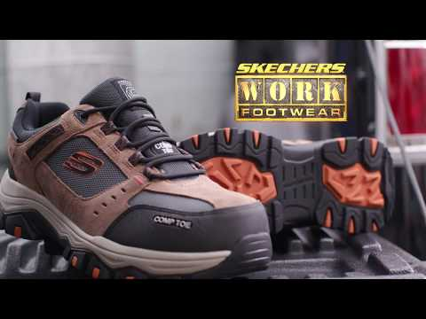 skechers work boots commercial