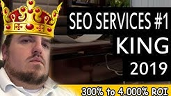 SEO Services Clients Kings (We Tell You What Others Don't) +1(509)910-7727