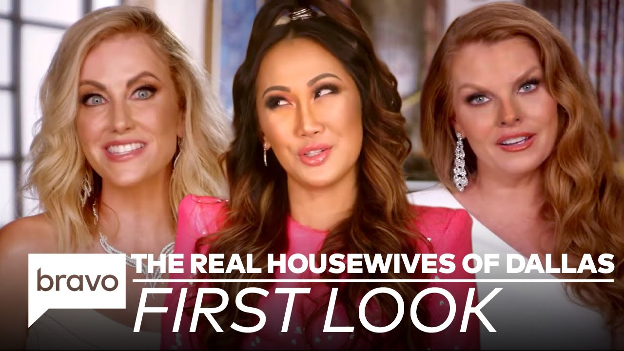 When the pandemic strikes, the Real Housewives of Dallas call in Bluestone Sunshields for backup