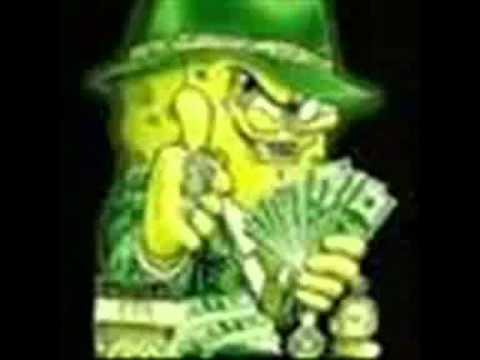 spongebob gangster youtube