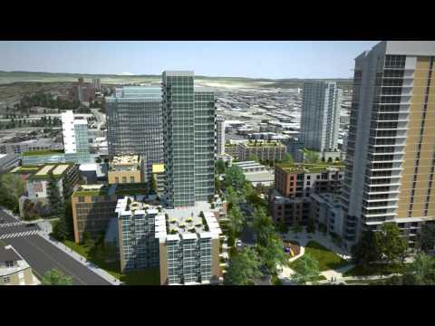 Seattle Housing Authority- Yesler Terrace