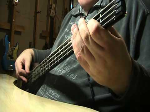 The Gipsy Kings Bamboleo Bass Cover