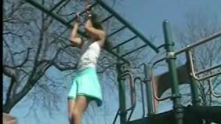 Repeat youtube video Playground pullups