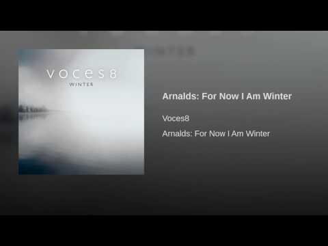 Arnalds: For Now I Am Winter