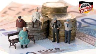 Как живут в Германии,простые пенсионеры.
