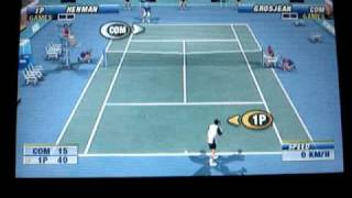 Virtua Tennis World Tour [PSP]