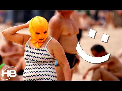 видео пляжные девушек фото
