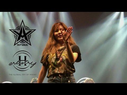 [FANCAM] HyunA현아 Full Performance @ H-Artistry Malaysia 8/10/2016