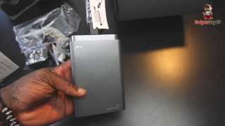 Seagate Wireless Plus Unboxing (1TB)