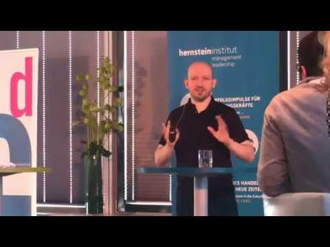 Brian Robertson talks about Holacracy
