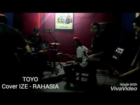 TOYO - Cover IZE ( RAHASIA )