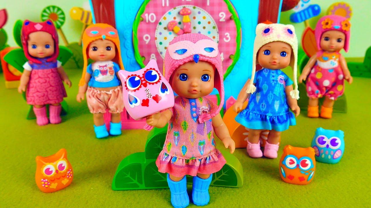 Мини куклы для секса видео