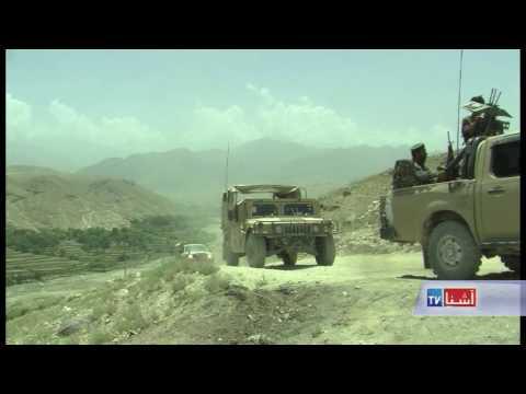 Latest in fight in Tora Bora against ISIS - VOA Ashna
