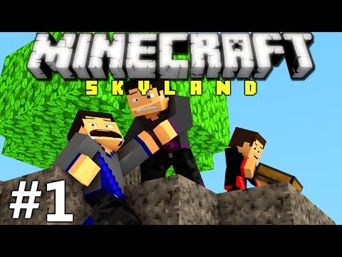 Minecraft: Skyland Ep. 1 - Back to the Good Old Days!