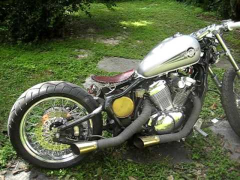 Scott's 2001 Honda Shadow Bobber