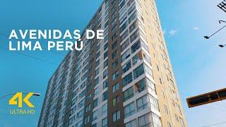 Un Paseo por Lima Peru 2021 (4k Ultra HD 60pfs)