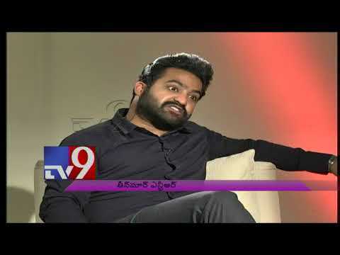 Rapid fire with Jr NTR - TV9