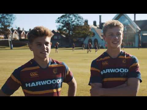 England Rugby at Brighton College 2016