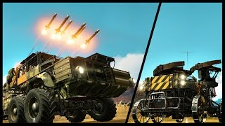 Crossout - SO MUCH DEATH & DESTRUCTION! - Crossout Gameplay
