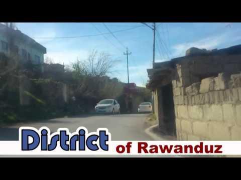 District Of Rawanduz شارۆچكه ی رواندز
