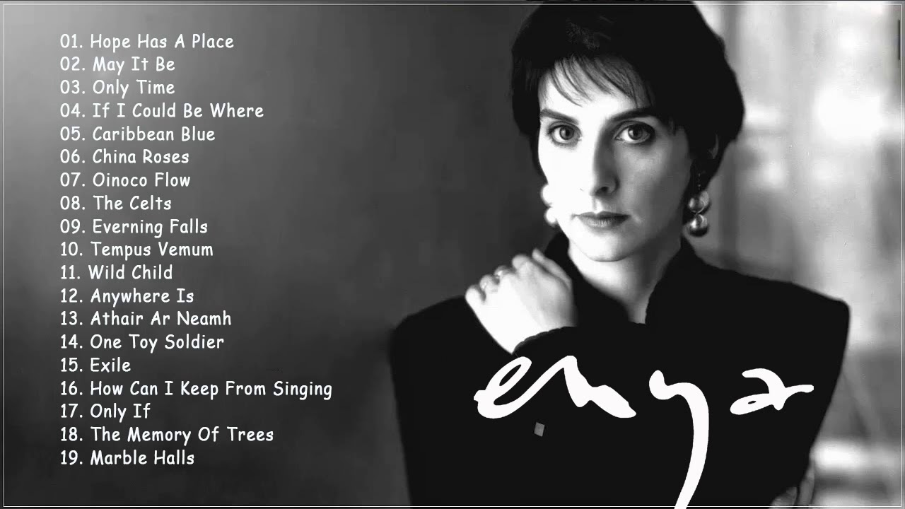 The Very Best Of Enya Songs Collection Greatest Hits