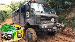 Truck Adventure Brasil : Expedicao Amazonia 2018