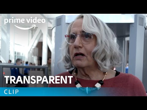 Transparent Season 4 - Clip: Airport Pat-Down | Prime Video