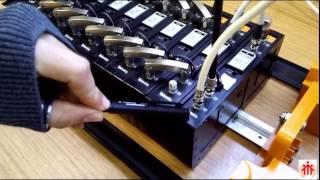 Grupo 1 Practica 7 Apartado B Cabeceras con Amplificadores Monocanales y Distribucion