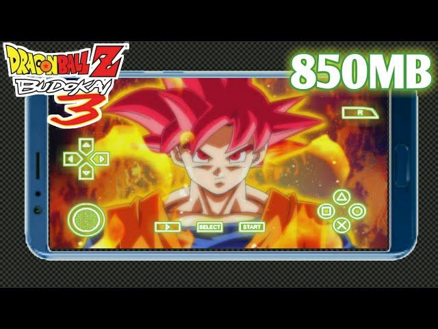 Dragon Ball Z Shin Budokai Tenkaichi 3 Romsmania Niepliken70