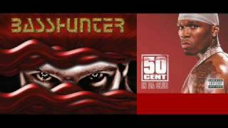 50 Cent and Basshunter - In Da Club remix