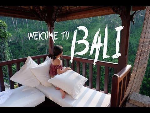 TRAVEL VLOG ∙ Welcome to Bali | PRISCILLA LEE