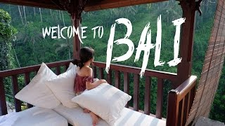 Welcome to Bali | Travel Vlog | Priscilla Lee