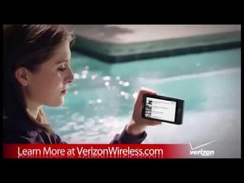 Droid RAZR HD by Motorola Verizon commercial