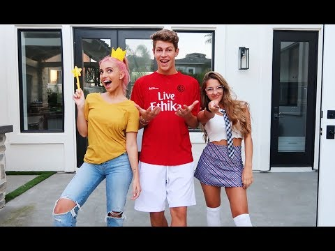 WALMART DIY COSTUME CHALLENGE WITH LEXI RIVERA