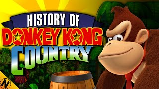 History of Donkey Kong Country (1994 - 2020)