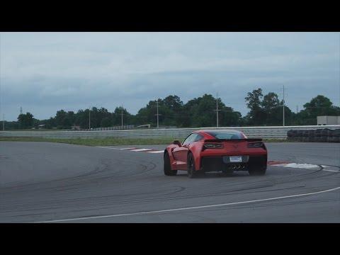 Corvette Z06 vs Tesla P85D vs NASCAR - American Speed Promo for /DRIVE on NBCSN