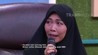 PAGI PAGI PASTI HAPPY - Curhatan Istri Dari Driver Online Yang Dibunuh Oleh Anak SMK (5/3/18) Part 3