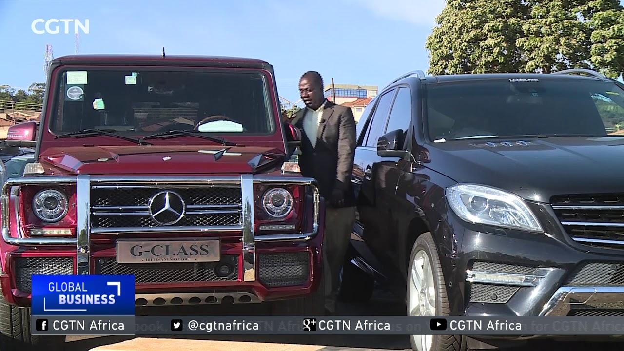 Proposal by Ugandan legislators to ban import of old used cars - YouTube